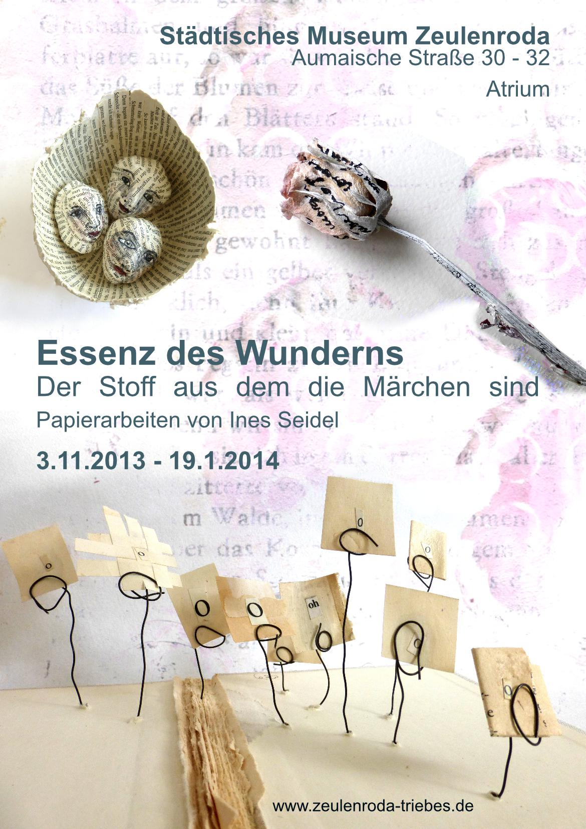 Essence of Wondering - Exhibition